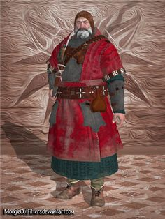 The Witcher 3 - Philip Strenger (Bloody Baron) by MoogleOutFitters