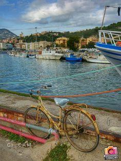 La vita è come andare in bicicletta. Per mantenere l'equilibrio devi muoverti. Foto by Giuseppe (Gi_Cam)