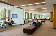 2016 Library Interior Design Award Winners : Image Galleries : ALA/IIDA Library Interior Design Awards : IIDA