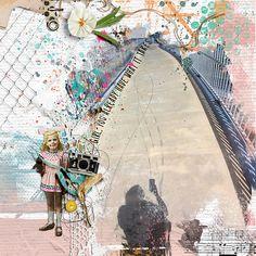 #liliwee #thelilypad #the_lilypad #digiscrap #digitalscrapbooking #scrapbook #layout #artjournaling #digitalartsylayout Digi Scrap, Louvre, Digital Scrapbooking, Image, Artsy, Art Journal