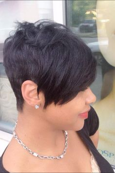 Short Hair....I don't care another great look!