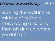 or singing the song playing and seeing how close you are at the end of the 50(: