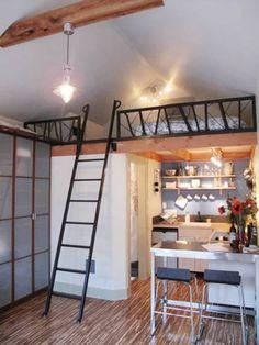 Garage Renovation, Garage Remodel, Garage Makeover, Garage Interior, Attic Remodel, Kitchen Remodel, Garage House, Car Garage, Garage Plans