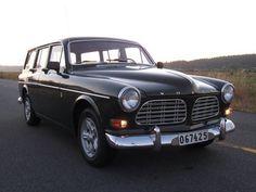 1967 Volvo P220..