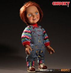 Now You Too Can Bring Home Your Very Own Original, Un-Possessed Chucky Doll — And It's Somehow Even More Terrifying