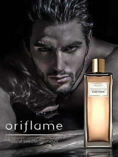 Men´s collection Dark Wood ...Oriflame.. Mies! Jos pidät vahvoista tuoksuista, tämä on kuin tehty sinulle. Oma mieheni otti tämän heti käyttöönsä kun tilauksensa minulta sai. Tuoksu on aivan huumaavan ihana! ♥