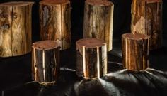 Duncan Meerding's Cracked Log Lamp & Stump Lamp Go Global!
