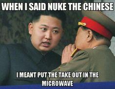 Nuke The Chinese.......Not THE Chinese!!! | FubarFarm.com