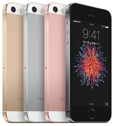 Apple Introduces iPhone SE