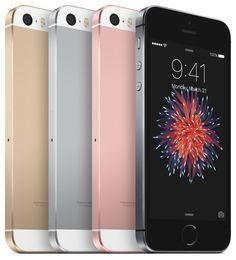 Apple Introduces iPhone SE