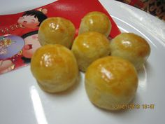 Kandy's Kitchen @ Bigheadmagicmad : My Aunty's Pineapple Tart Recipe(CNY Cookies)