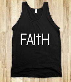 Faith Cross.