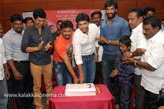 #SigaramThodu Movie Success Party Stills   More Content - http://www.kalakkalcinema.com/