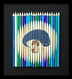 pencil's ilustration