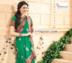 Saree Blouse Embroidery Designs