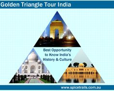 # Best Golden Triangle Tour India from Australia  Spice Trails - http://www.spicetrails.com.au/spicetrails-tour-details/114/Golden-Triangle offers distinctive #India #Holiday #Packages from Australia...