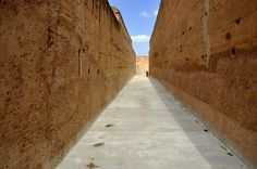 Imposing ruins at El Badi Palace, Marrakech par Fotopedia Editorial Team