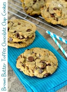 You're just six ingredients away from these glorious Toffee Butter Icebox Cookies! Deliciously buttery, perfectly rich, melt in your mouth cookies!