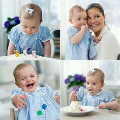 princess Estelle of Sweden, Birthday 2012