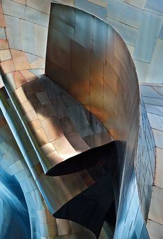 andrew prokos deconstructs frank gehry's emp museum #Gehry