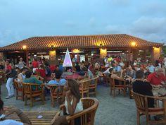Un nouveau terrain de jeu.. Café del Mar Carthagène