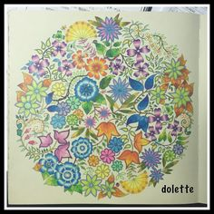 #secretgarden #johannabasford #adultcoloringbook #relaxmode
