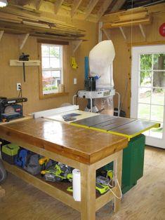 Wood Work Shop!