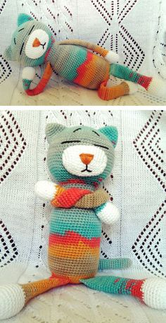 Absolutely adorable pattern! Well illustrated and easy to understand. #free #crochet #pattern #amigurumi