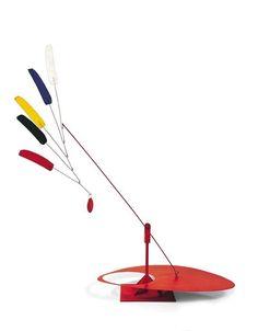Alexander Calder, PLUMEAU SIOUX (MAQUETTE)