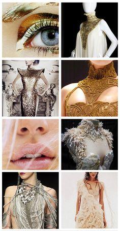 fashion inspiration; daenerys targaryen {game of thrones}
