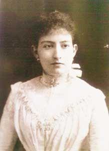 Carmen Romero Rubio, esposa cuasi adolescente del cincuentón Porfirio Díaz ; )