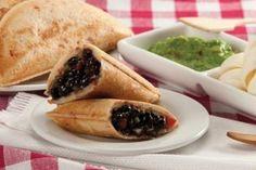 Empanadas dominó criollas | Informe21.com #Food #Comida #Receta