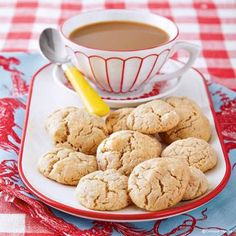 Gooseberry Patch 10 All-Time Favorite Cookie Recipes:: Nicole's Cake Mix Cookies. Quick and simple cookies that start with butter pecan cake mix.