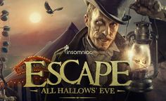 Get Ready For a Spooky Weekend at Escape: All Hallows' Eve 2014 See more at: http://www.edmromania.ro #EDM #EDMRomania #Escape #Halloween #2014
