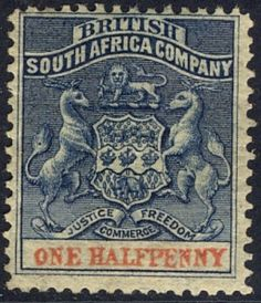 Stamps - Number One Stamps of the World