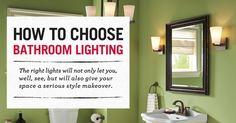 Excellent How To Choose Bathroom Lights  The Victorian Emporium