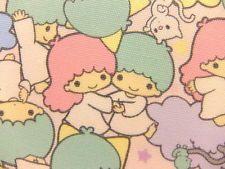 SANRIO Little Twin Stars / Japanese Fabric 100cm x 50cm