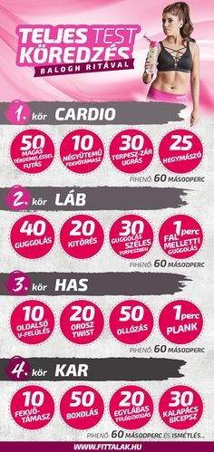 Summer Body Workouts, Gym Workout Tips, Street Workout, Workout Challenge, At Home Workouts, Fitness Tips, Health Fitness, Workout Videos For Women, Sport Diet