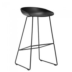 ABOUT A STOOL HAY by Hee Welling Rec. From € 199 vat included No furniture series is complete without a bar stool. About a Stool is perfect as, well, a bar stool but also for informal meetings or meals. Hay Chair, Bar Stool Chairs, Ottoman Stool, Swivel Chair, High Bar Stools, High Stool, Kitchen Stools, Counter Stools, Bar Noir