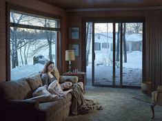 Gregory Crewdson - Vogue.it