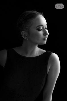 Black & White portrait - Photo Glamour
