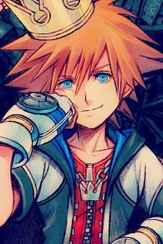 Kingdom Hearts 3...my cousin has a PS3 so....there is hope for me to play it!!!!!! ^_^