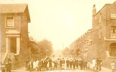 lowth-road, Camberwell c.1905.