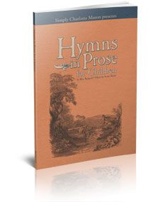 Hymns in Prose for Children and Teacher book - a reader recommended by CM