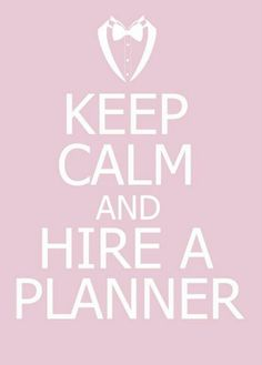 For all the lovely couples planning a wedding...