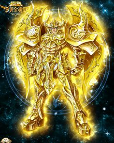 Taurus No Aldebaran God Cloth by Niiii-Link on DeviantArt