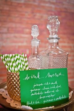 Patrick's Day Shoot by Katie Cassidy Photography + Event Styling by Shawna Marie