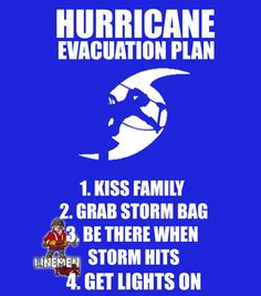 Hurricane evacuation plan- lineman shirts Lineman Love, Power Lineman, I Love My Hubby, Best Husband, Hurricane Evacuation, Electrical Lineman, Journeyman Lineman, Lineman Shirts, Evacuation Plan