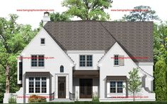 New Home Rendering