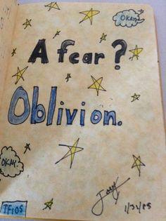 Tfios Oblivion